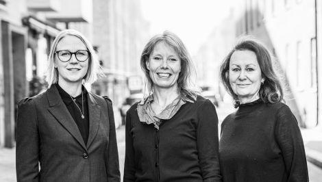Hanna Anfelter,  Carina Hiller, Christina Guggenberger